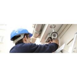 Vaizdo stebėjimo sistemų įrengimas / priežiūra