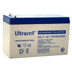 Akumuliatorius Ultracell 7,0Ah 12V (Anglija)