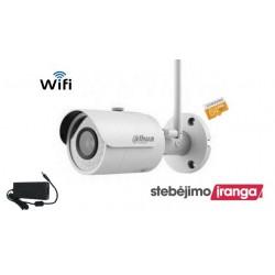 3MP Wifi kamera įrašinėjanti į kortelę