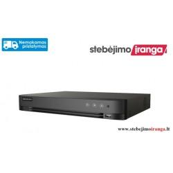 4 kanalų DVR Hikvision iDS-7204HUHI-M1/S